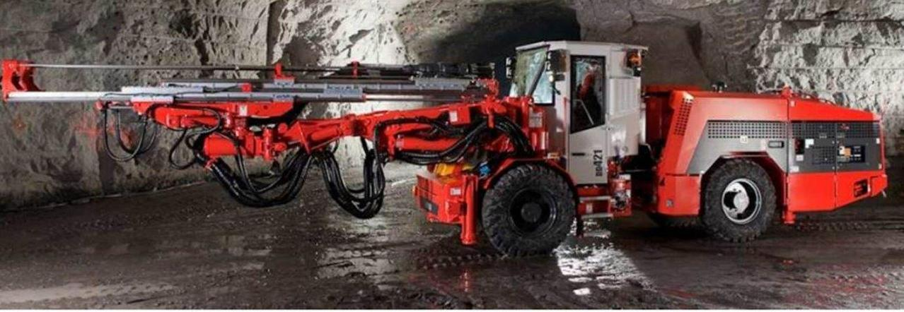 The underground mine of Yubileynoye deposit received a new drill rig
